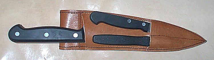 Arreglos de ropa bolsos cremalleras botas de esqu horma trabajos especiales - Fundas para cuchillos de cocina ...